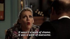 Facing a long walk home after spending a night somewhere other than your own bed? Learn how to rock that walk of shame with confidence!