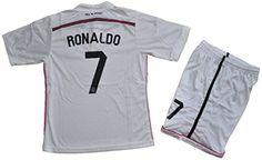 2e9456aed 2014-2015 Ronaldo  7 Real Madrid Kids Set Size 2