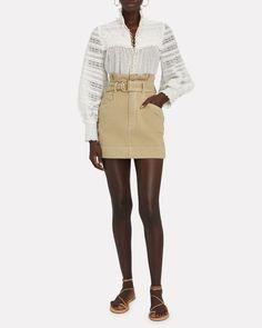 Cotton Silk, Size 00, Blouse Designs, Smocking, Mini Skirts, Coat, Lace, Fabric, Model