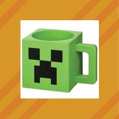 Liebst du #Minecraft und #Kaffee? Diese #Creeper #Behälter verbindet genau diese 2 #Welten. Eine super #Geschenkidee für #jungen die in dieses #Spiel verliebt sind.