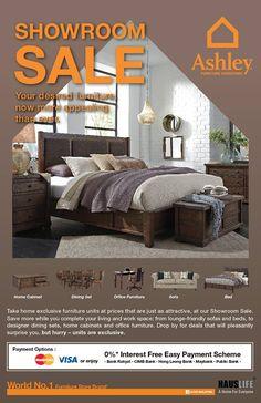 22 Feb 2016 Onward: Ashley Furniture Homestore Showroom Sale