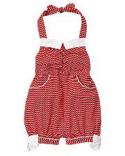 Romper from Janie & Jack - cute for July 4th