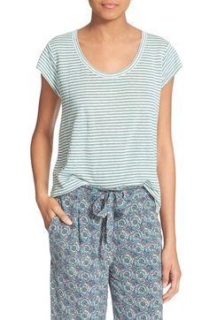 JOIE 'Neyo' Stripe Linen Tee. #joie #cloth #