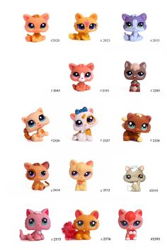 Nicole`s LPS blog - Littlest Pet Shop: Pets: Kitten