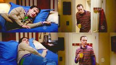 Sheldon: Leonard, Leonard.  Leonard: What is it?  Sheldon: I made tea.  Leonard: I don't want tea.  Sheldon: I didn't make tea for you. This is my tea.  Leonard: Then why are you telling me?  Sheldon: Its a conversation starter.  Leonard: Thats a lousy conversation starter.  Sheldon: Oh is it? We're conversing, check mate.