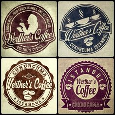 Werther's coffee