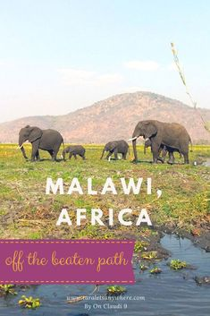 """Off the Beaten Path: Malawi, the """"The Warm Heart of Africa"""" - Tara Lets Anywhere"""
