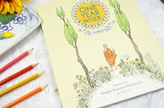 Lifestyle| One Year Wiser Adult Colouring Book