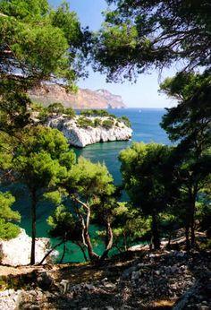 Photos de voyage : France. Les Calanques de Marseille à Cassis.