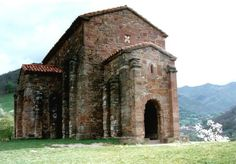 Iglesia de Santa Cristina de Lena - Blogs de viajes