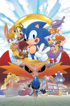 Sonic Legacy Vol.2 by Ben Bates *