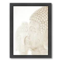 Found it at Wayfair - Mitreya Buddhas by Golie Miamee Framed Photographic Print