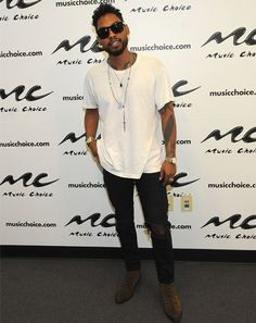 Six Style Moves to Steal from Miguel | GQ