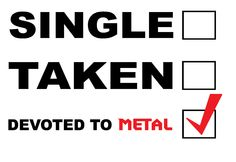 Funny Memes, Metal Meme, Get Post, Metalhead, Just Don, Kinds Of Music, Make Me Happy, Heavy Metal