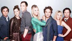 The Big Bang Theory Cast - Backstage Magazine