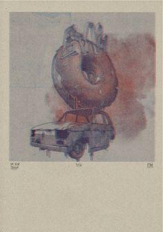 RISO Print A3 Etam Cru (Pl) - LE /60 - Sold Out