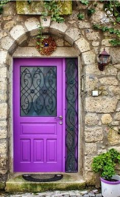 Entrada Purpura