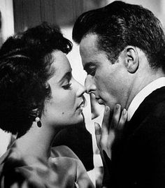 "Elizabeth Taylor & Montgomery Clift - ""A place in the sun"" (1951)"