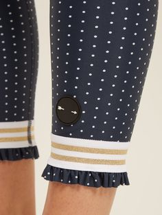 Click here to buy The Upside Polka-dot performance leggings at MATCHESFASHION.COM