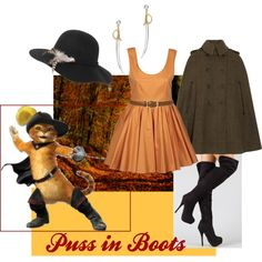Best images about costume idea puss boots