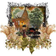 Designer Clothes, Shoes & Bags for Women Decoupage, Vintage Birthday Cards, Beautiful Collage, Vignettes, Wedding Cards, 3 D, Clip Art, Victorian, Autumn
