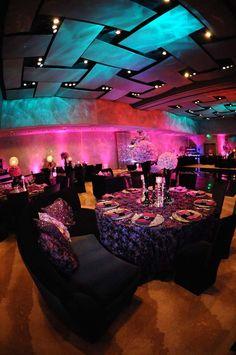 Fabulous #uplighting and setup at this #wedding #reception! #diy #diywedding #weddingideas #weddinginspiration #ideas #inspiration #rentmywedding #celebration #wedding #reception #party #wedding #planner #event #planning #dreamwedding by @tiffanycookddw