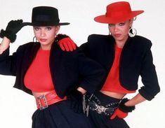 1980s fashion and style (© Getty Images)