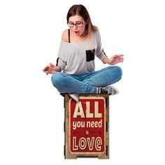 Banco Modular All Love - R$138,00