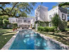 This classic pool is sure to impress your guests. #EWMRealty #CoconutGrove