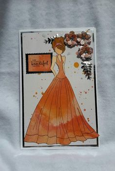 Check out this item in my Etsy shop https://www.etsy.com/listing/617111717/elegant-handmade-greeting-card-fancy