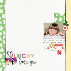 So Lucky - Mini Kit | Designed by Soco at Oscraps https://www.oscraps.com/shop/So-Lucky-Mini-Kit.html  So Lucky - Templates| Designed by Soco at Oscraps https://www.oscraps.com/shop/So-Lucky-Templates.html