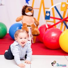 www.estudio3cliques.com.br #Kids #FotografiaInfantil