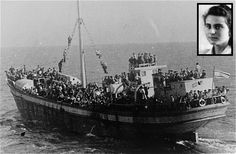 """The Palmach fighter Bracha Fuld was killed on """"Wingate Night"""", when the Hagana forces were preparing to receive the ma'apilim of the vessel Wingate. The vessel Bracha Fuld was named so in her memory and arrived in Palestine carrying 806 ma'apilim. The vessel had a terrible journey and was almost swamped in a terrific storm (October 1946)."""
