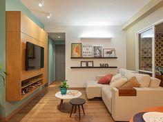 Residência Maynard | Isabela Bethônico Arquitetura. Sala / Aconchego