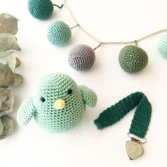 Visit the post for more. Knit Crochet, Crochet Hats, Crochet Necklace, Beaded Necklace, Crochet Patterns, Sewing, Knitting, Animals, Pink