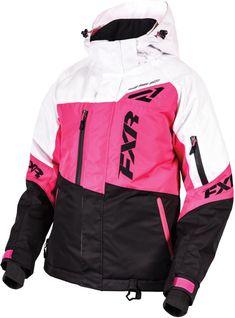 FXR-Racing-Fresh-Tri-Womens-Skiing-Snowboard-Sled-Snowmobile-Jackets