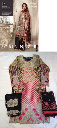 31c500d7ca Other Womens Clothing 314: Asian Indian Dress 2017 - Lawn - Stitched - Like Asim  Jofa Maria B Sobia Nazir -> BUY IT NOW ONLY: $32.99 on eBay!