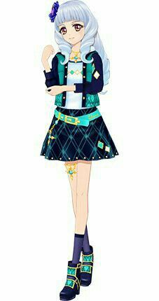 Cross Gothic Green Coord - Shirogane Lily