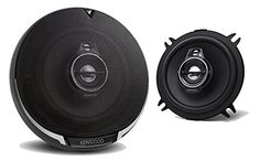 "2) New Kenwood KFC-1395PS 5.25"" 320 Watt 3-Way Car Audio Coaxial Speakers Stereo. 2) New Kenwood KFC-1395PS 5.25"" 320 Watt 3-Way Car Audio Coaxial Speakers Stereo. MAX Power: 320W. RMS Power: 40W. Impedance 4 ohms. Woofer Features: 5-1/4inch Paper Cone."