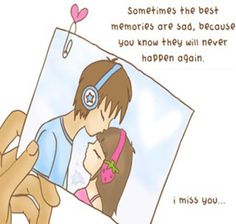 Miss you.......
