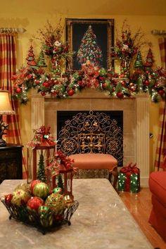 southern living christmas mantel decorations | pretty living-room mantel photo untitled_ChristmasRoom.jpg