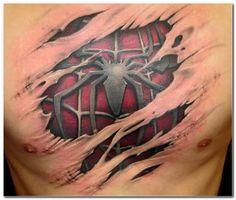 biomechanical tattoos - Coolest tattoo ever