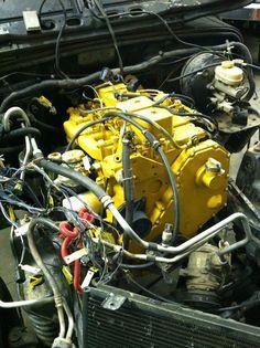 4bt 3 9 liter cummins diesel engine ford f250 swop pinterest