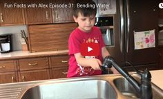 Episode 31: Bending Water - Fun Facts with Alex