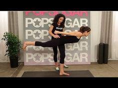 3 poses de yoga para los glúteos