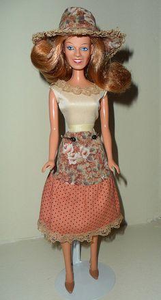 Candi Cinnamon doll by Mego.