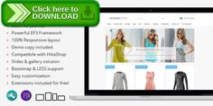 [ThemeForest]Free nulled download Modern Store - responsive eCommerce Joomla theme from http://zippyfile.download/f.php?id=22001 Tags: ecommerce joomla template, ecommerce themes, hikashop templates, joomla templates, joomla themes, joomla-monster, shopping joomla template, store joomla theme