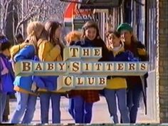 you may have watched the movie but I lovveed the tv show..babysitters club