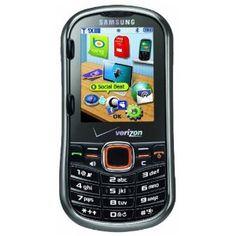 Samsung Intensity II Prepaid Phone (Verizon Wireless)  $89.99   http://goodurl.de/pin52
