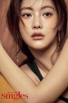 Classic beauty Oh Yeon Seo in to be found in the pages of the September issue of Singles, check it out! Oh Yeon Seo, Girl Drama, Kpop Girl Bands, Kim Go Eun, Korean Actresses, Korean Celebrities, Celebs, Classic Beauty, Girl Crushes